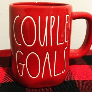 Couple Goals- Rae Dunn Red Valentines Day mug